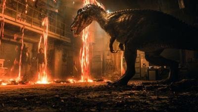 Sabataso On Film Jurassic World Fallen Kingdom Continuing To