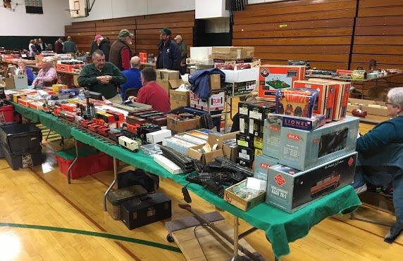 The Winooski Train Show