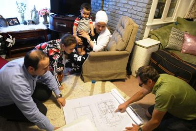 Syrian Family - Plans