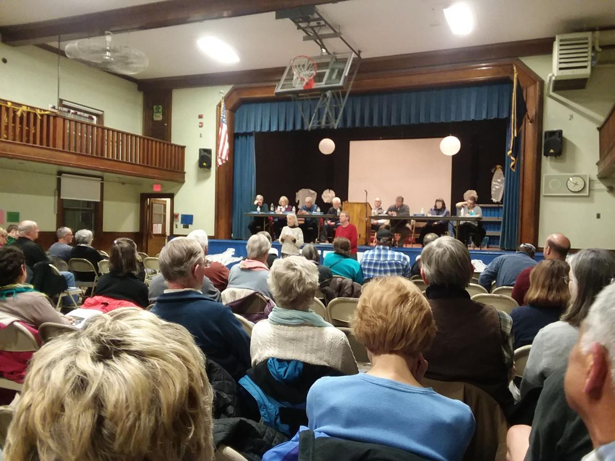 Budgets pass in Pittsford