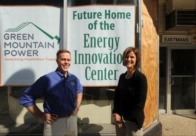 GMP selects energy center subcontractors