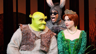 The Family Room Join The Paramount Players In Mounting Shrek The Musical Scene Rutlandherald Com