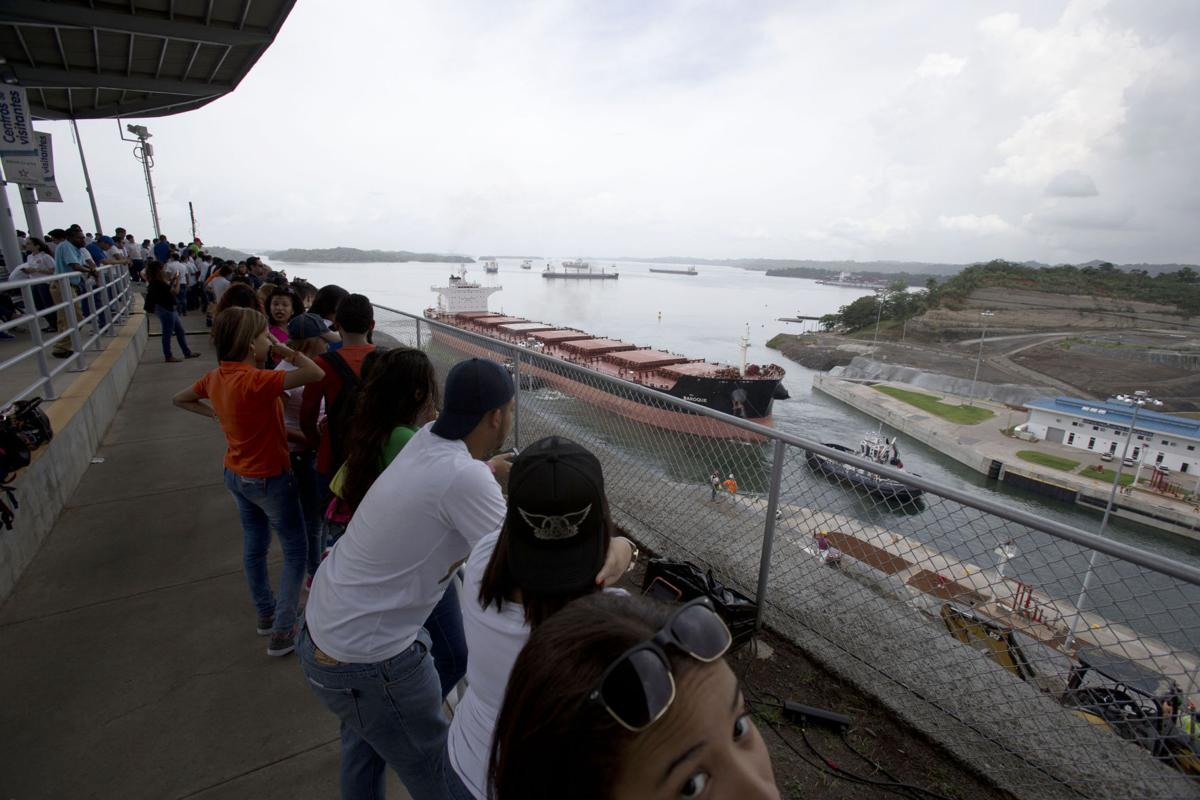 Expanded Panama Canal may draw business travelers