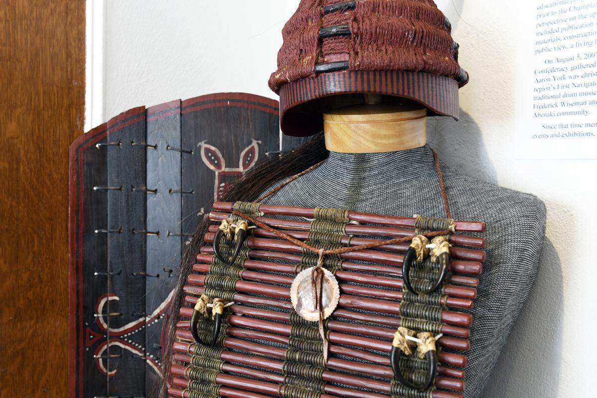 Pieces of the Past': Art from Vermont's Abenaki and Mohawk