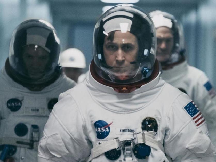 Sabataso on film: Ryan Gosling's Neil Armstrong makes 'First Man'