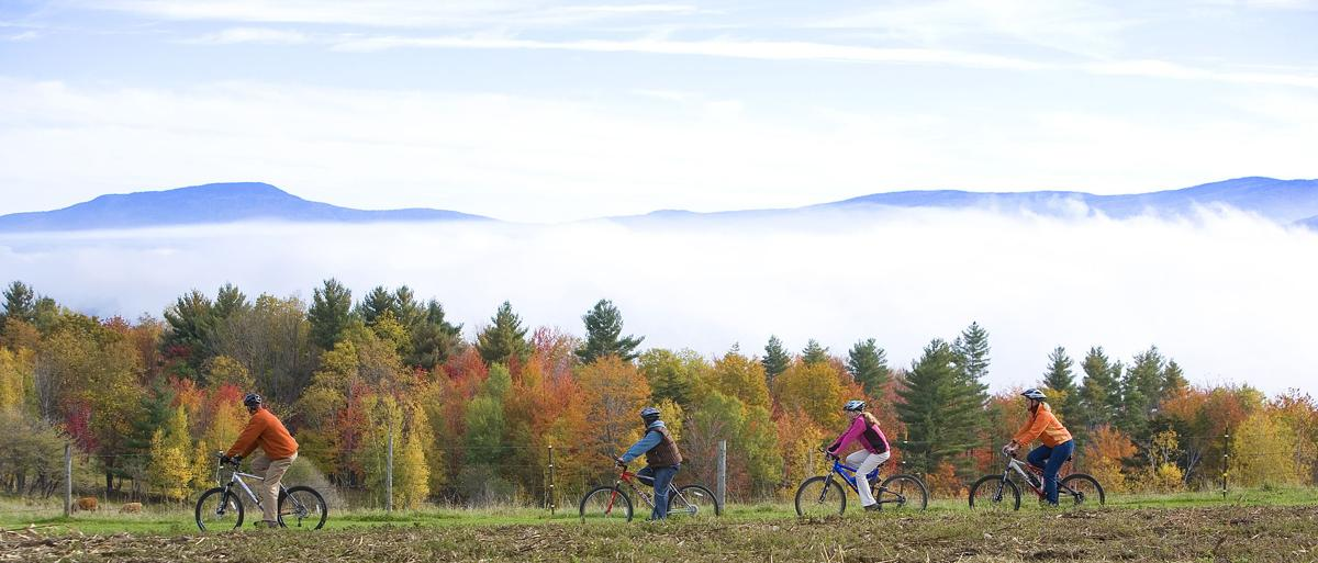 Enjoying Vermont's great outdoors