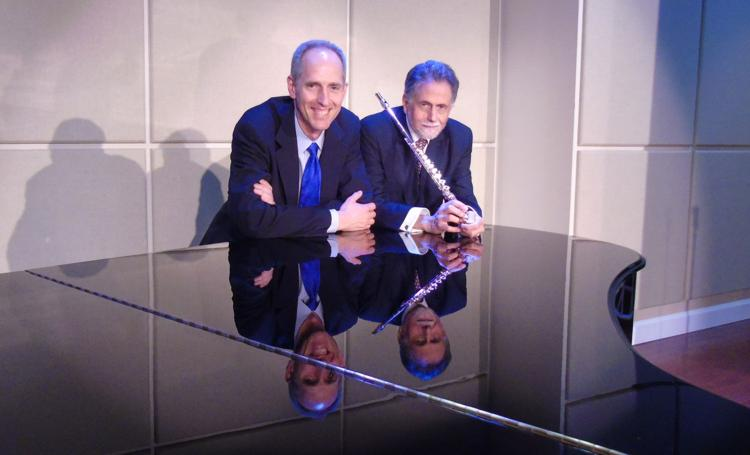 Peter H. Bloom, flute; John Funkhouser, piano