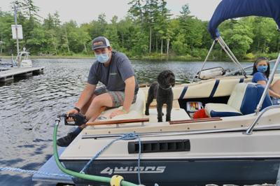 Boating grows in popularity