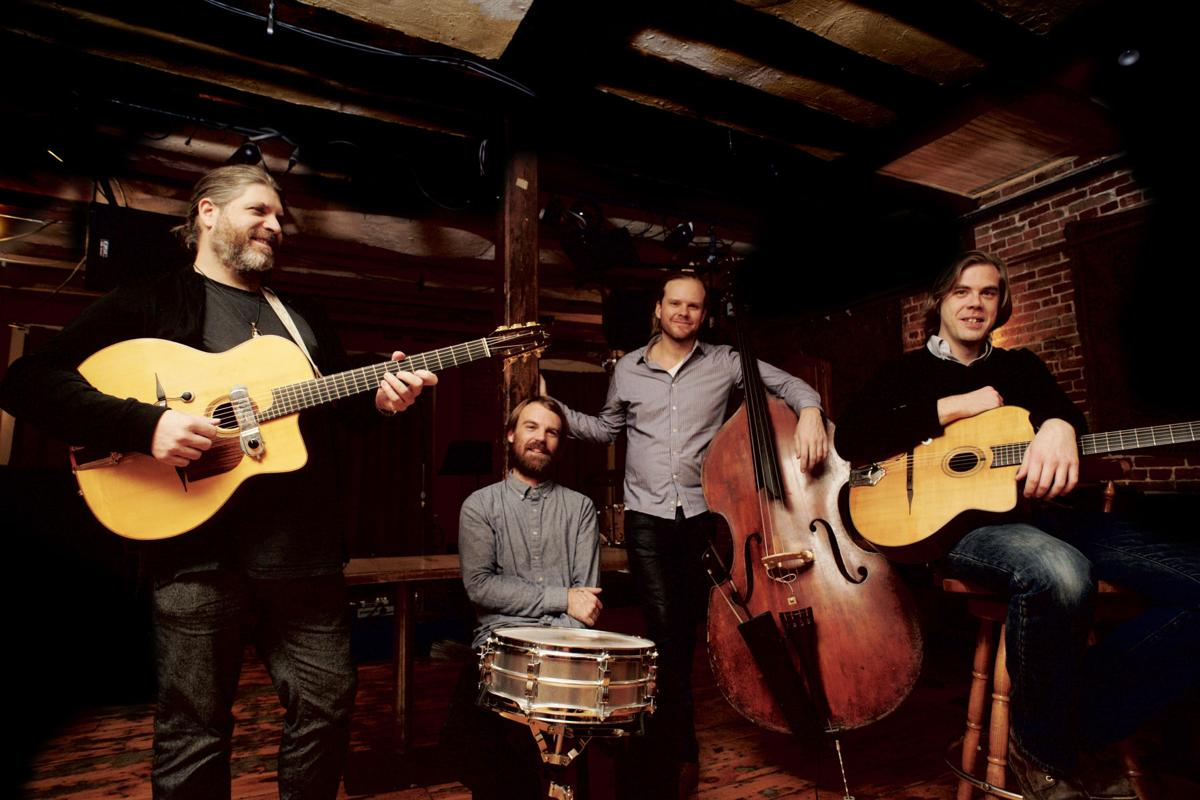 Honoring Django Reinhardt: Guitarist Stephane Wrembel lives Gypsy jazz