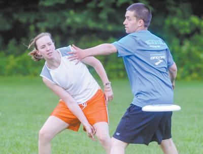 Vt. schools catch Ultimate Frisbee