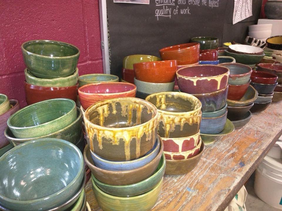 Soup bowls for hunger