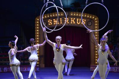 Circus Smirkus coming to region July 12-13