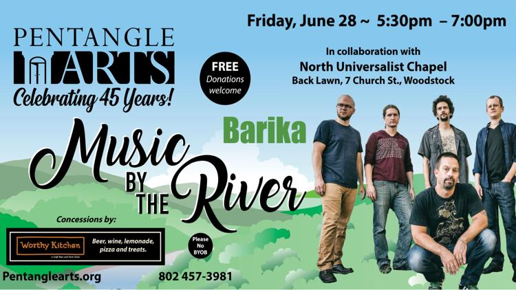 Music by the River - Barika