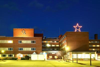 Star rises above RRMC