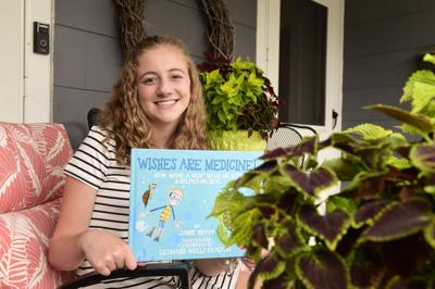 The Family Room: Vermont girl turns near-tragic experience into a book