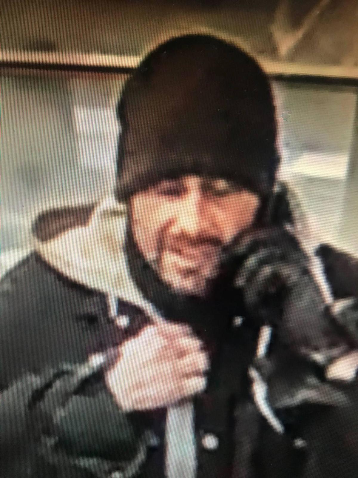 TD Bank robber suspect