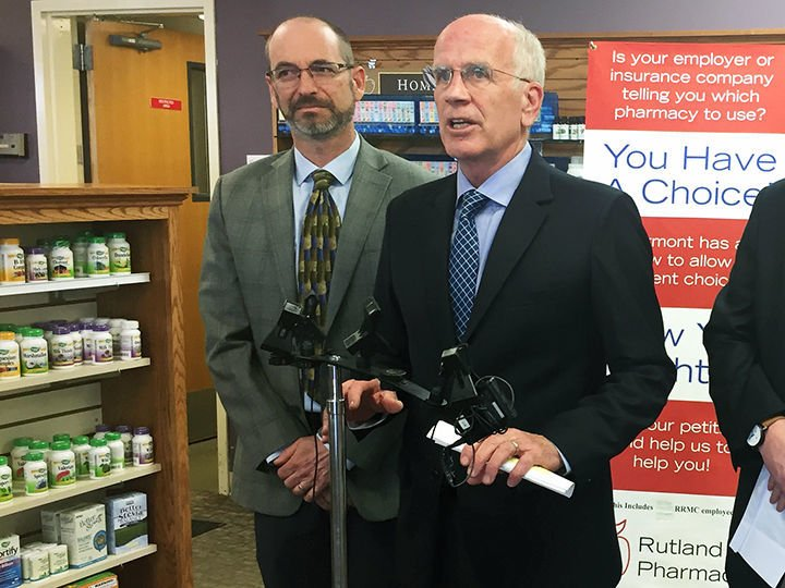 Welch proposes bills to help small pharmacies