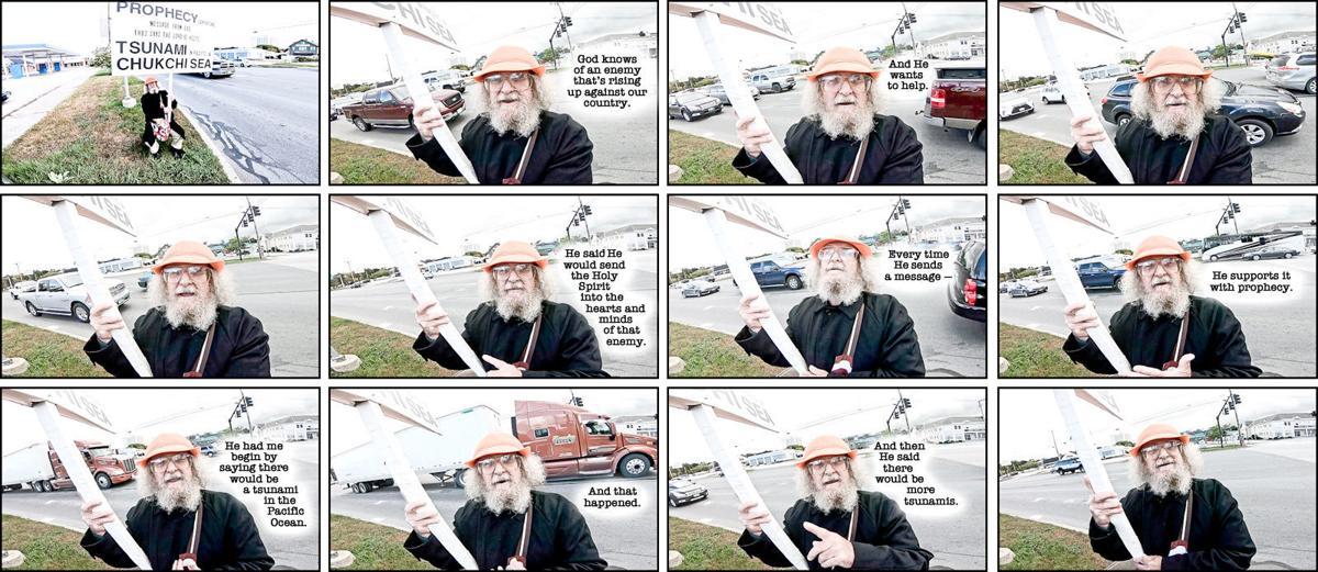 Talking Pictures: Prophet Mark