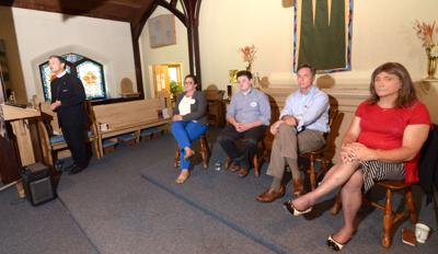 Democratic candidates dig into a range of social issues Saturday