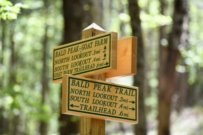 Pittsford Trail Signs