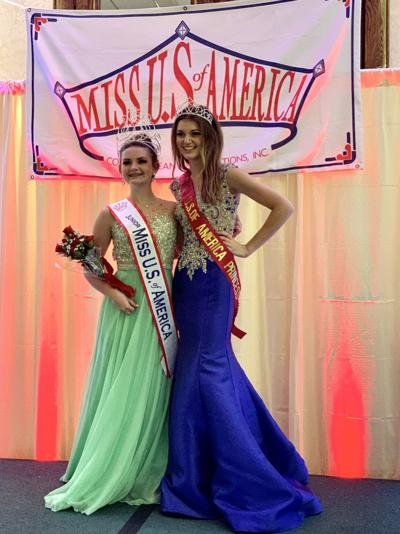 pageant girls two