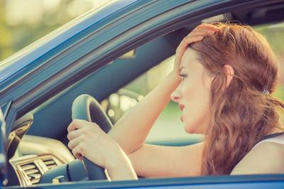 Stressful Drive to and From Work? Here's How to Cope