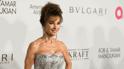 Susan Lucci Opens Up About Her Recent Health Scare