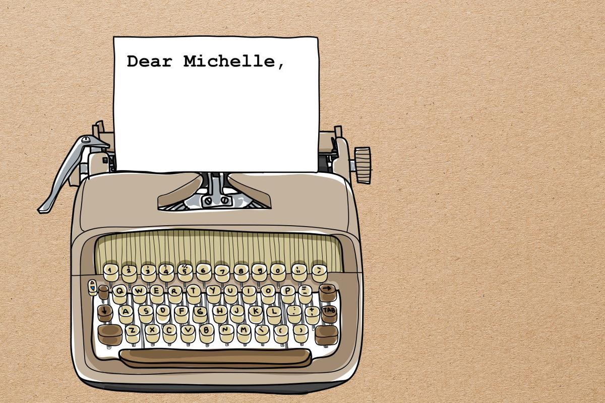 dear michelle redesign