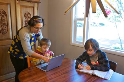 Virus Outbreak-Parents as Educators
