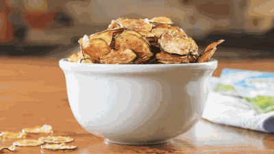 Make These Cool Ranch Zucchini Chips The Next Time You Want A Guilt-free Snack