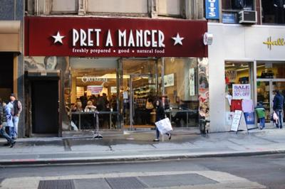 Pret A Manger Will Label Its Food After Girl's Death Caused By Allergic Reaction