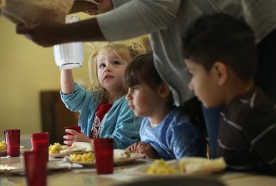 Pressuring Kids To Try New Foods Or 'take One More Bite' Could Lead To Poor Eating Habits Later