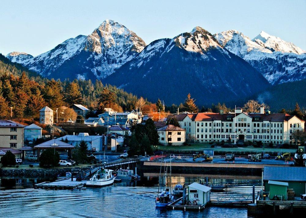 Alaska: Sitka City and Borough