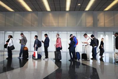 Study: Airport Security Trays Have More Germs Than Toilets
