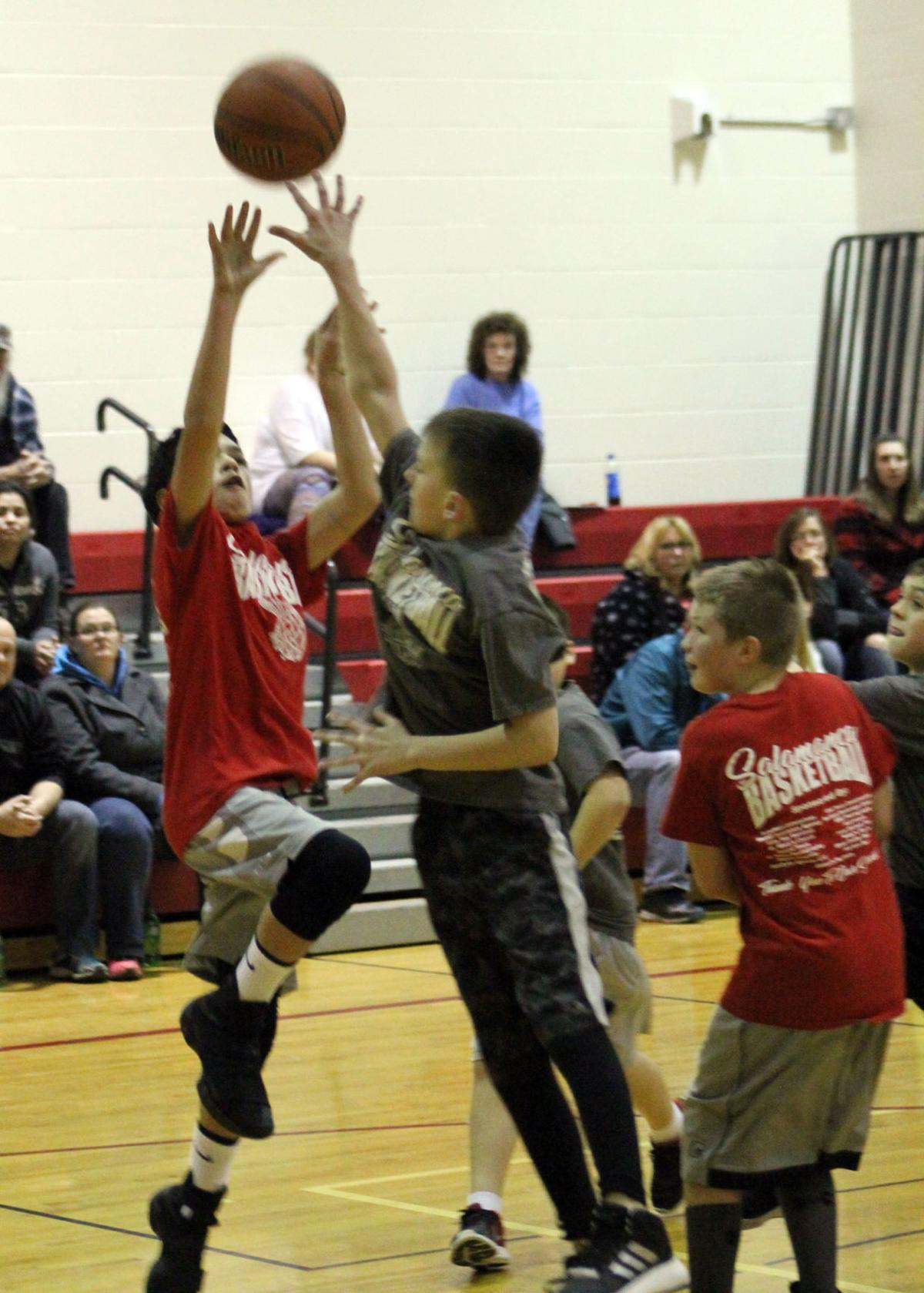 SYA Basketball