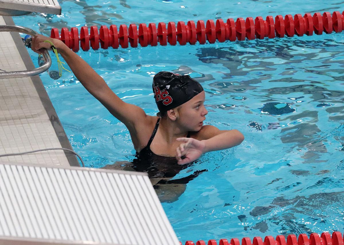 Salamanca Gowanda swim meet