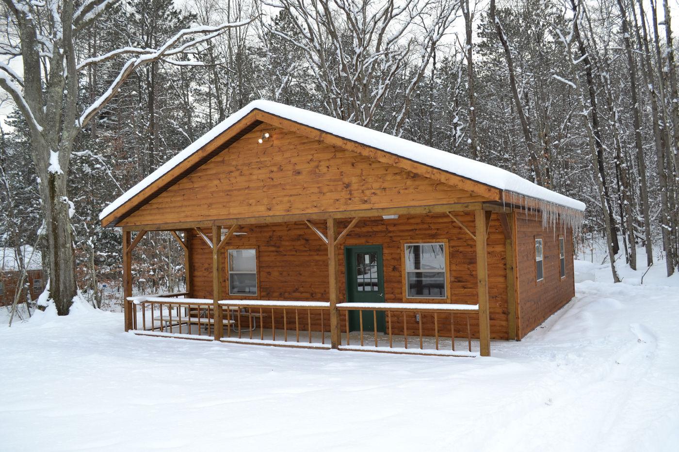 Allegany State Park opens cottages at Bova News salamancapresscom