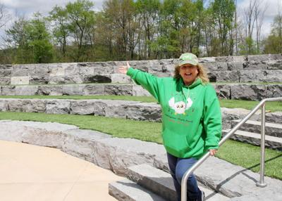 Senecas to host Sally Marsh's 50th year of Hootenannies