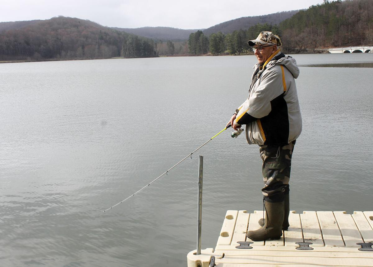 NY trout season opening day arrives with frigid temps, fewer bites