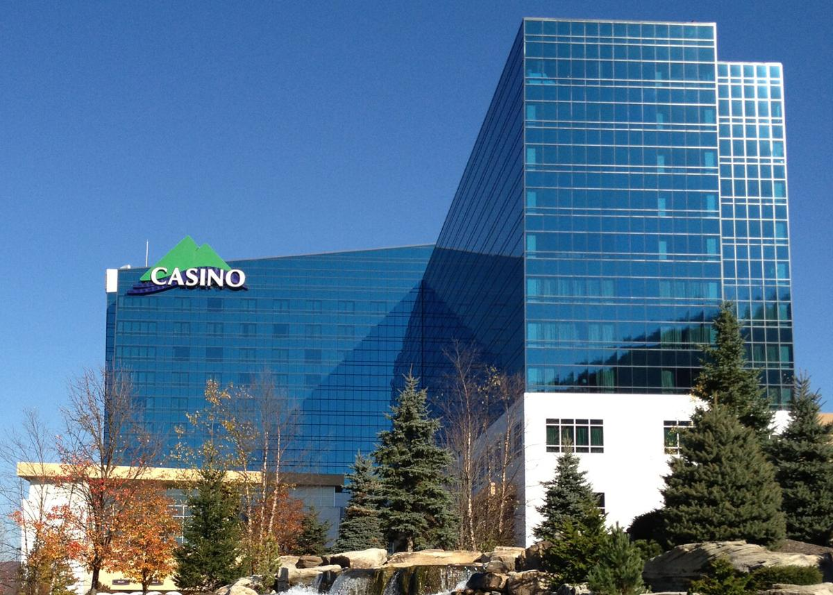 Nephew is first Seneca Nation member to lead gaming corporation