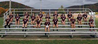 2020 Ellicottville girls soccer team