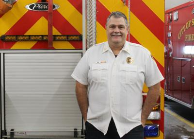 Chief Bocharski retires after 28 years with Salamanca Fire Dept.