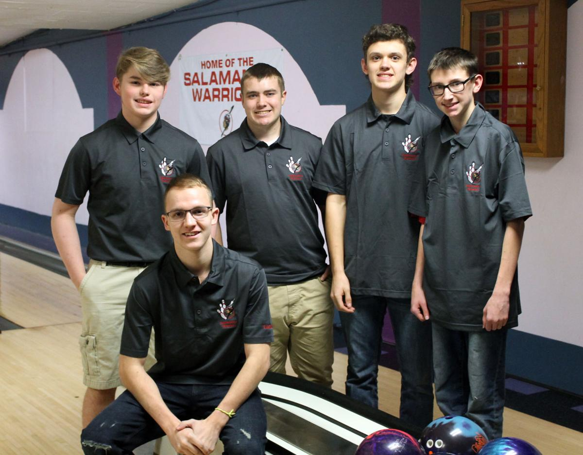 SHS boys bowlers
