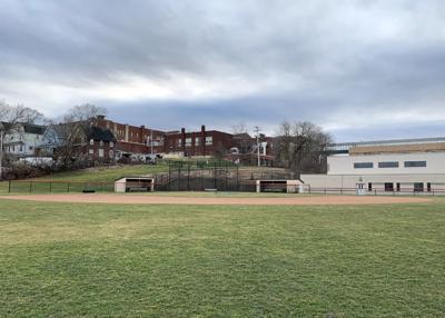 Olean baseball field