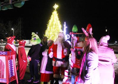 Seneca Allegany Casino to celebrate virtual tree lighting Wednesday
