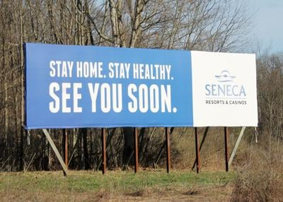 Seneca Resorts & Casinos reschedule entertainment events, furloughs employees