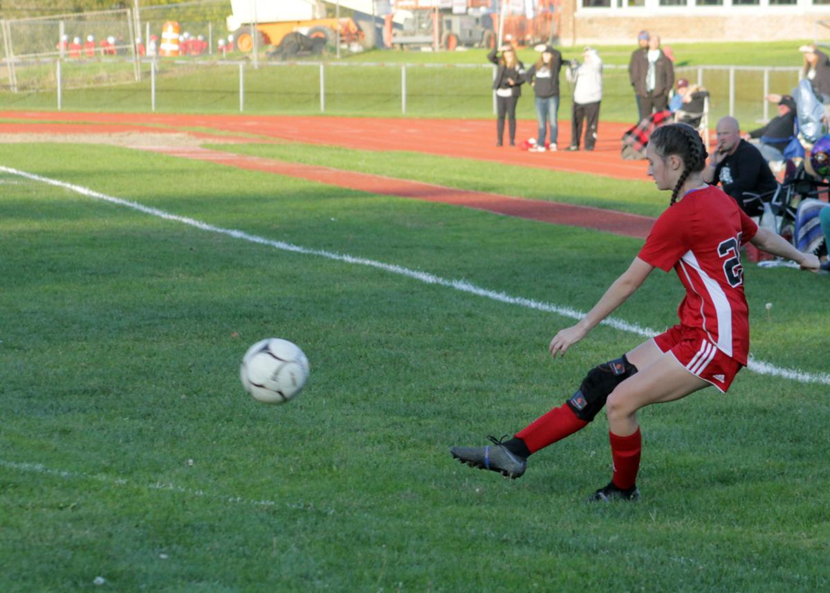 Salamanca Portville girls soccer