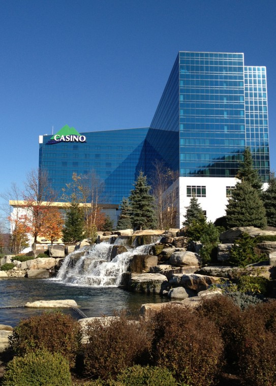 Seneca allegany casino opens second hotel tower local for Modern hotels near me