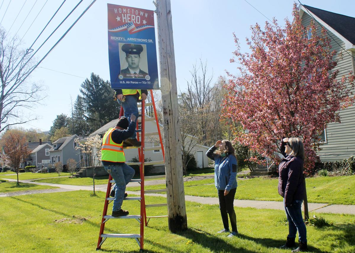 Honoring Salamanca's 'Hometown Heroes' for Memorial Day and beyond Armstrong