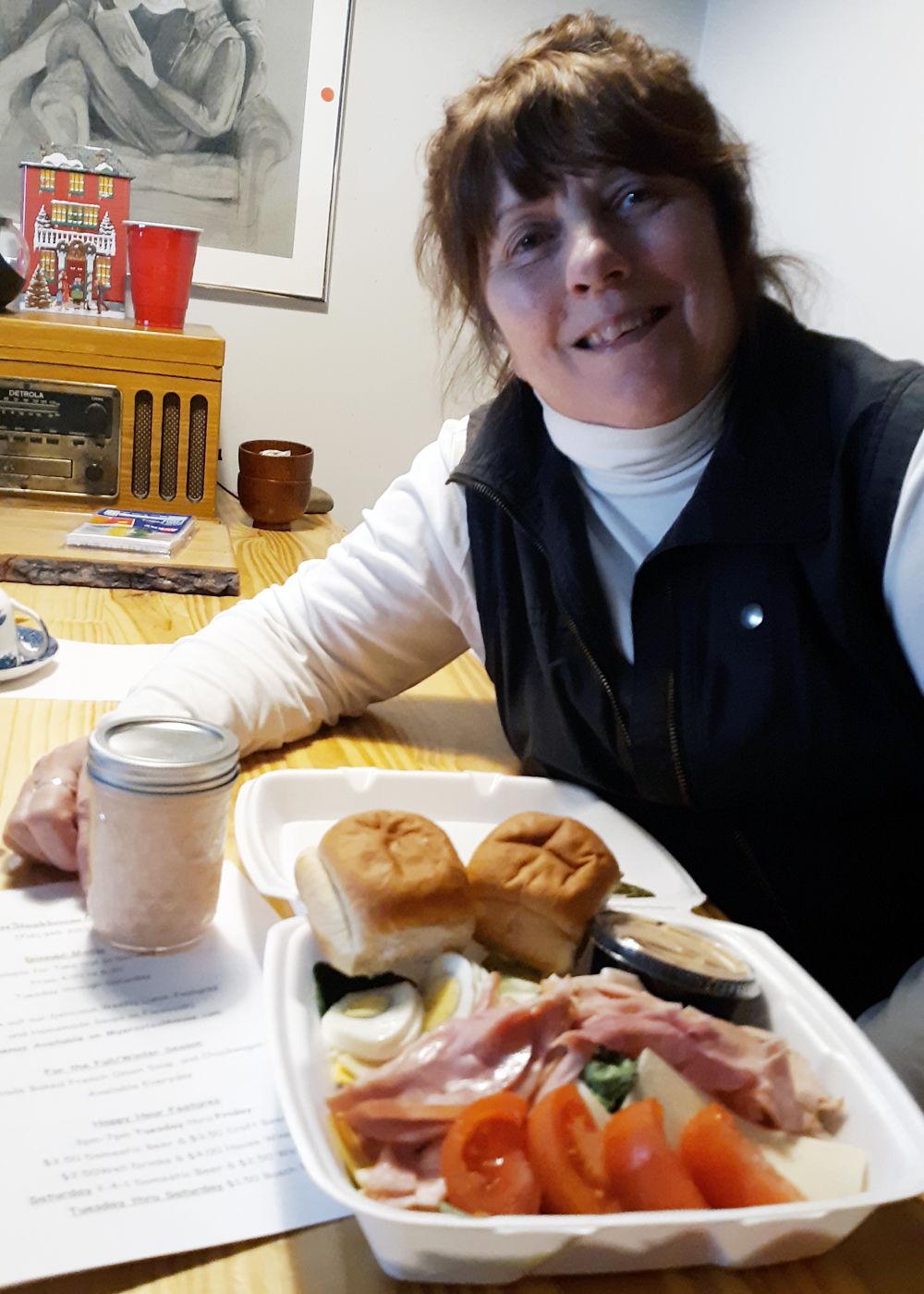 Marino's, Myers get food-service creative during COVID-19 shutdown Wendy